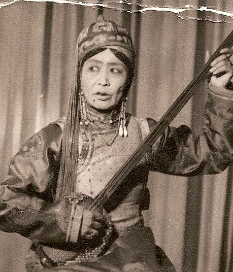 Ichinkhorloo Dashzeveg (1910-1972)