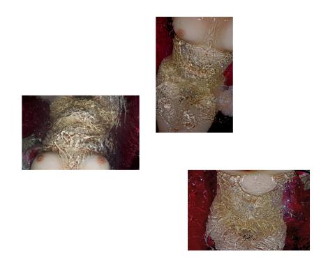 UMA gallery female body copy
